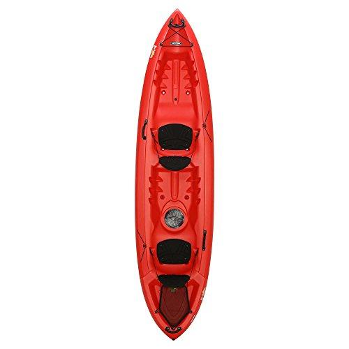 Lifetime Beacon Tandem Kayak Red 12 Cheap Kayaks
