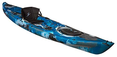 Ocean kayak prowler sit on top fishing kayak blue camo for Best cheap fishing kayak