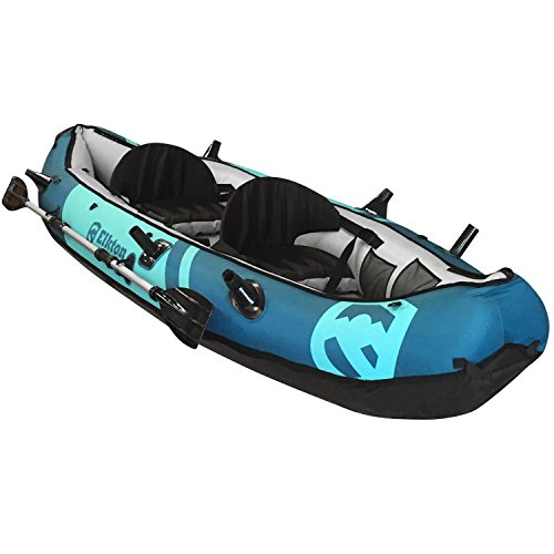 Elkton Outdoors 10 Foot Inflatable Tear Resistant Fishing