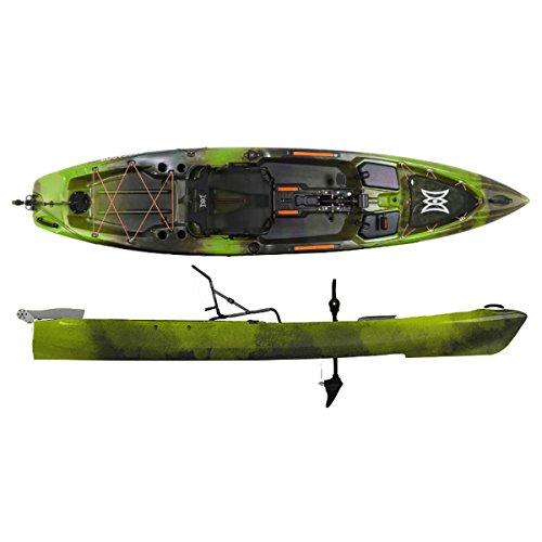 2017 perception pescador pilot 12 0 pedal fishing kayak for 2017 fishing kayaks